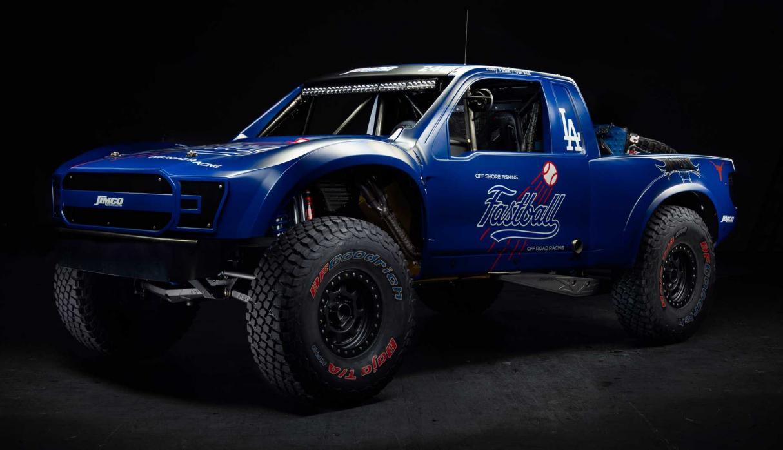Conoce el Ford Ranger Raptor más radical del mundo